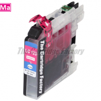 TCF Inktcartridge Brother LC123M