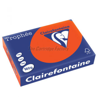 Clairefontaine 1021C, kardinaal rood