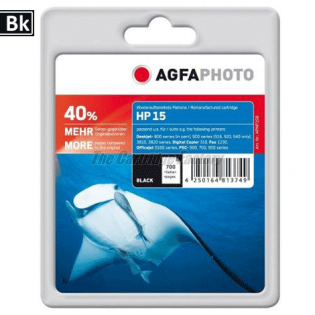 HP 15A AGFAPHOTO Inktcartridge HP