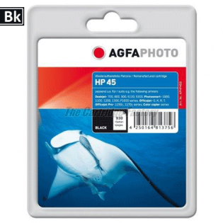 HP 45A AGFAPHOTO Inktcartridge HP