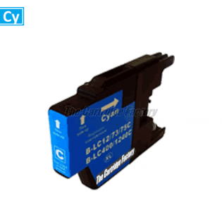 TCF Inktcartridge Brother LC1240cy