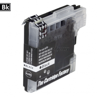 TCF Inktcartridge Brother LC1100BK