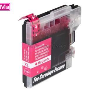 TCF Inktcartridge, Brother LC980M
