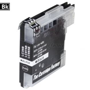 TCF Inktcartridge, Brother LC985BK