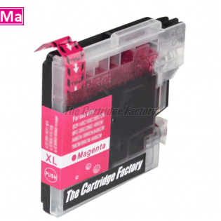 TCF Inktcartridge, Brother LC985M